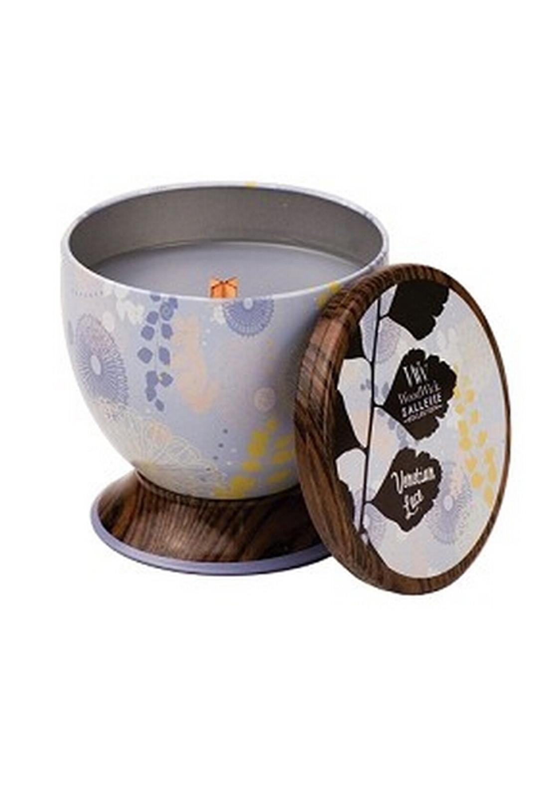 Woodwick Gallerie Collection, Scented Candle, Venetian Lace