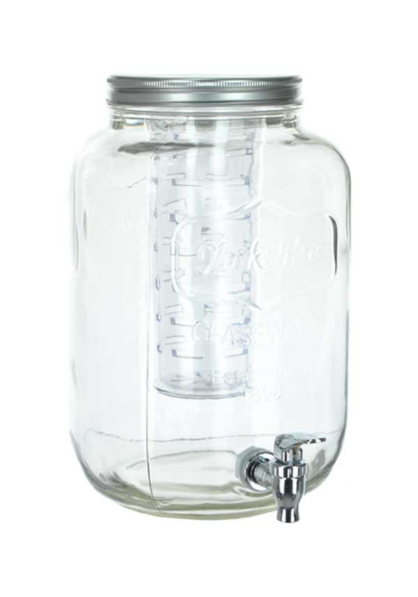 Yorkshire Collection 2 Gallon Beverage Dispenser with Infuser