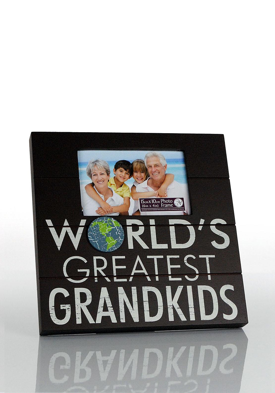New View Photo Frame, World's Greatest Grandkids