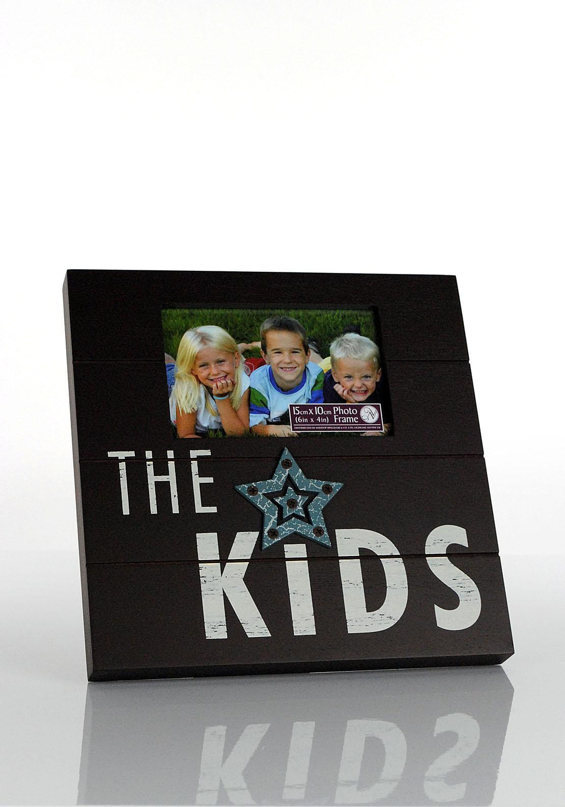 New View Photo Frame, The Kids