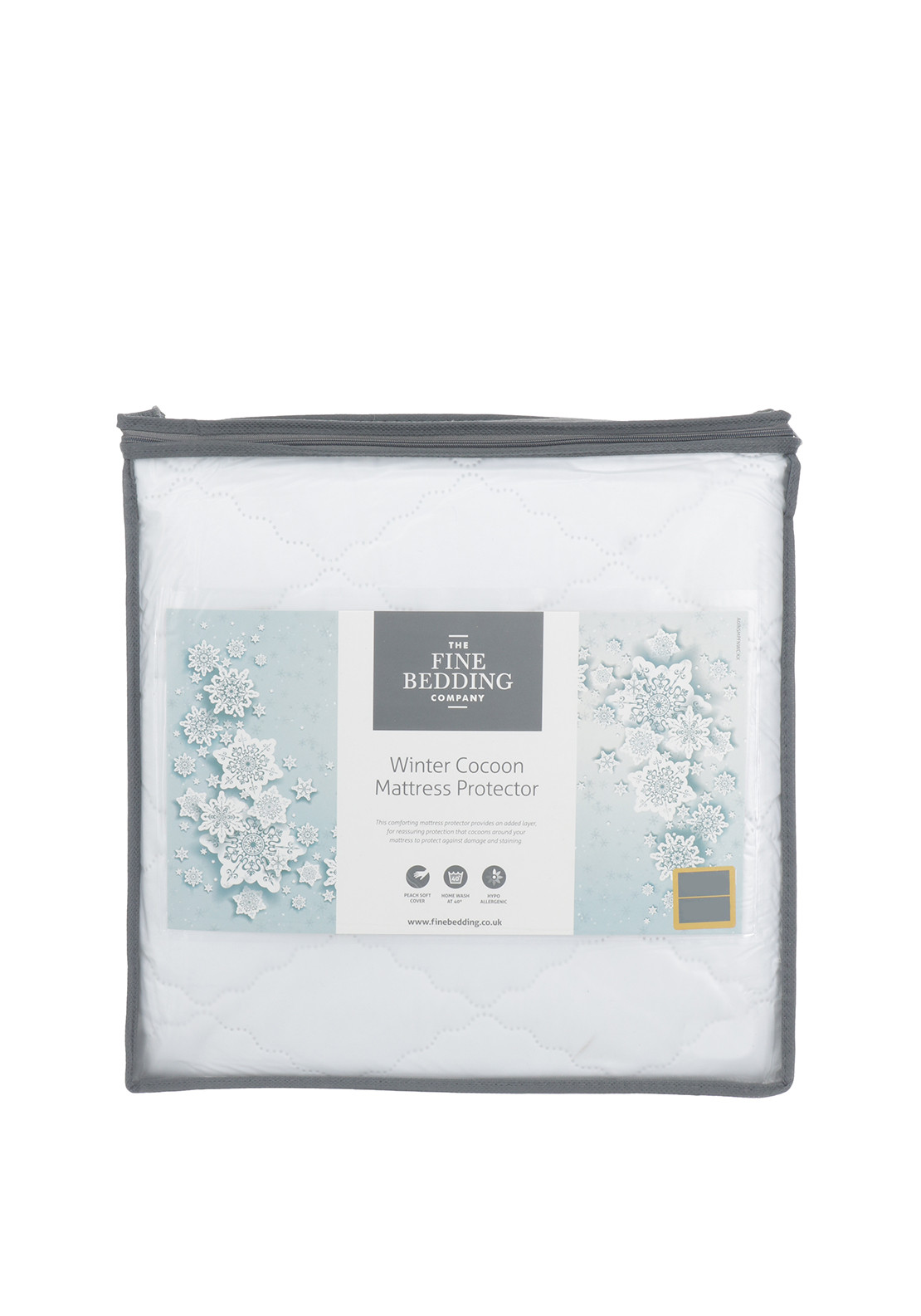The Fine Bedding Company, Winter Cocoon Mattress Protector