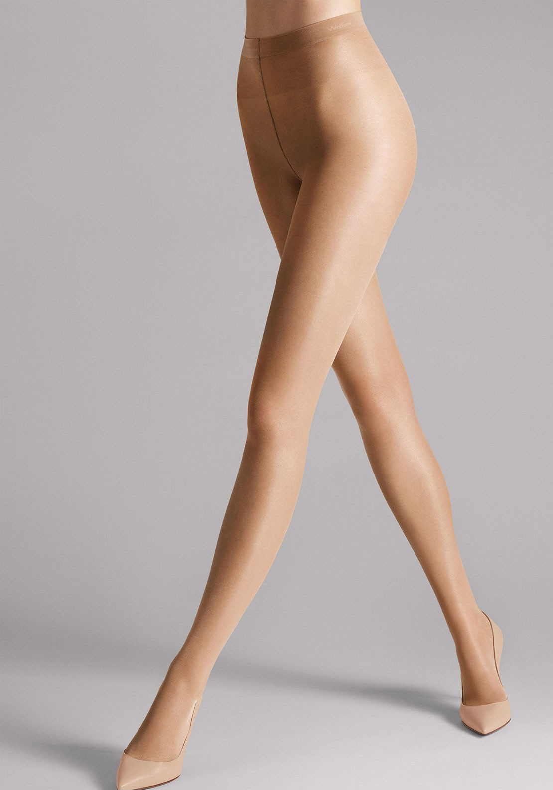 Wolford Satin Touch 20 Sheer Tights, Fairly Light
