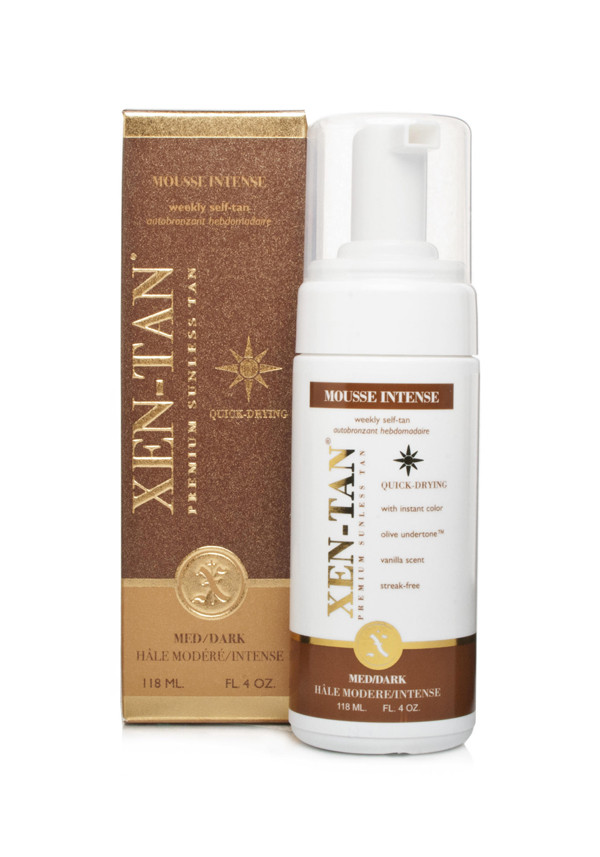 Xen-Tan Mousse Intense, 118ml
