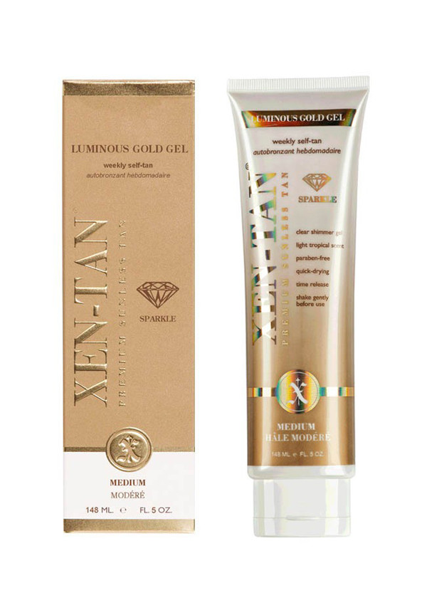 Xen-Tan Luminous Gold Gel, 236ml