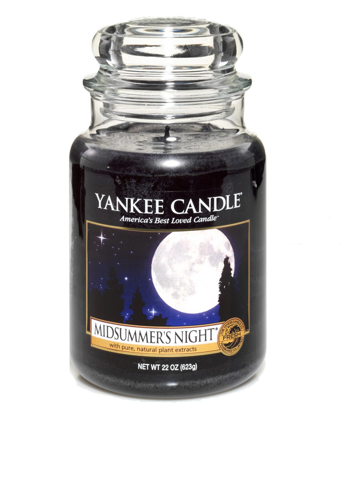 Yankee Candle Large Classic Jar, Midsummer's Night