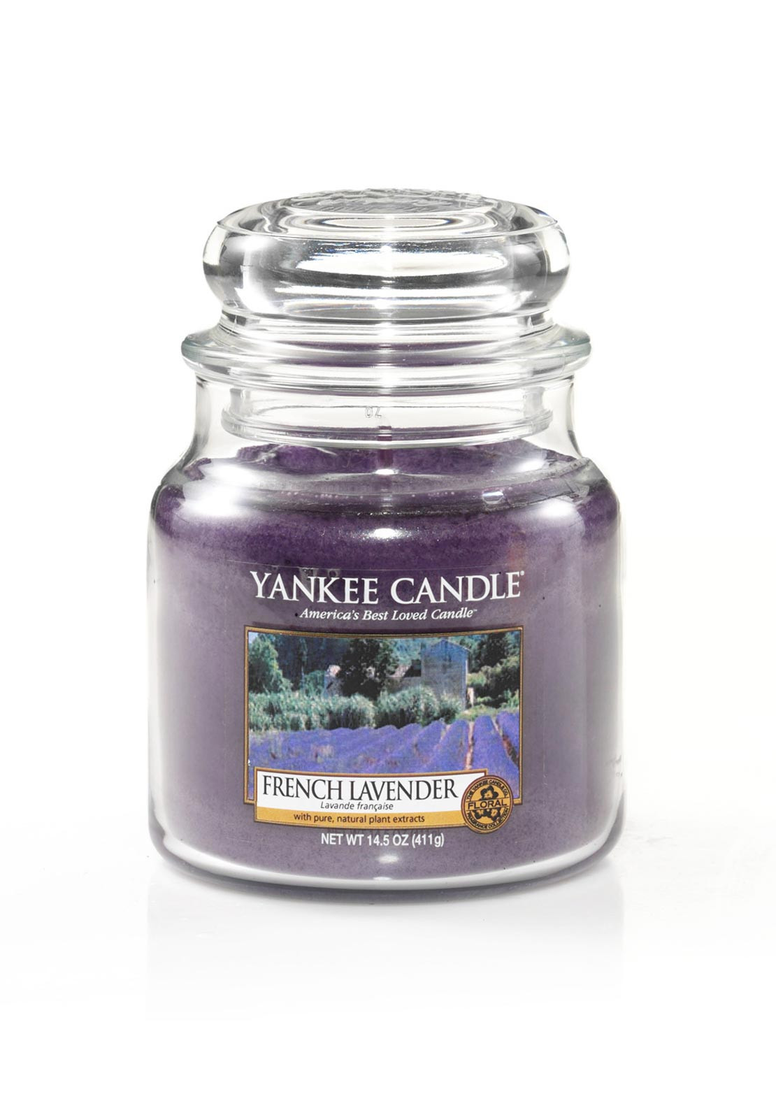 Yankee Candle Medium Classic Jar, French Lavender