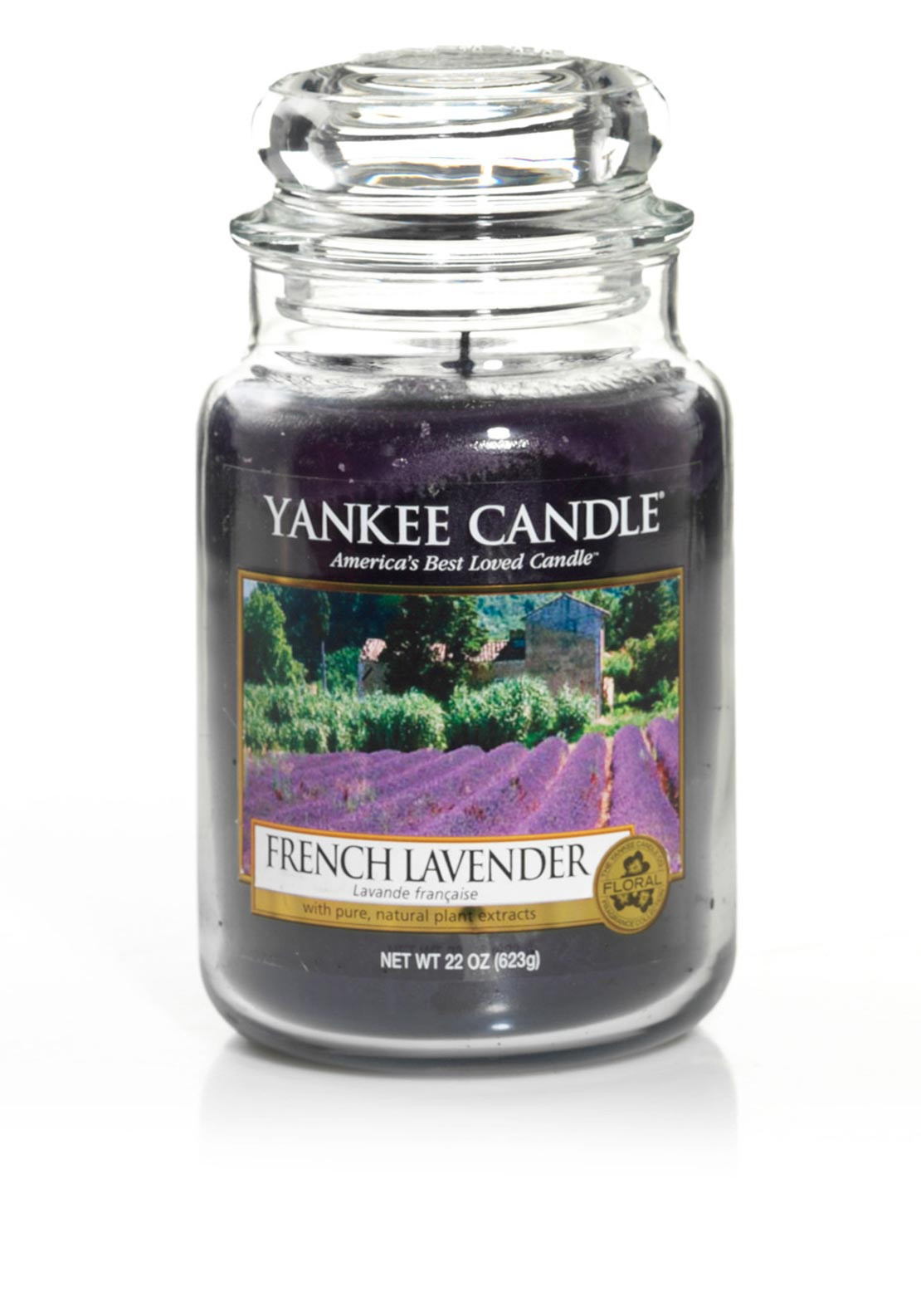 Yankee Candle Large Classic Jar, French Lavender