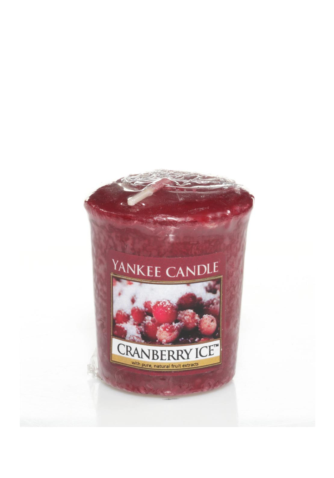 Yankee Candle Sampler Votive Candle, Cranberry Ice