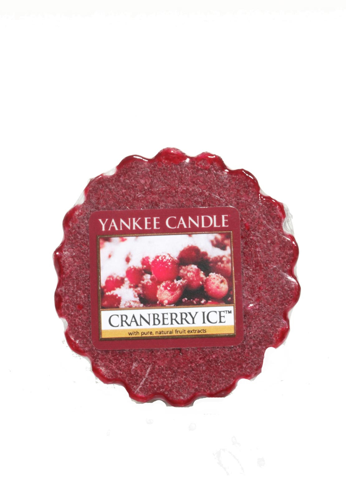 Yankee Candle Wax Tart, Cranberry Ice