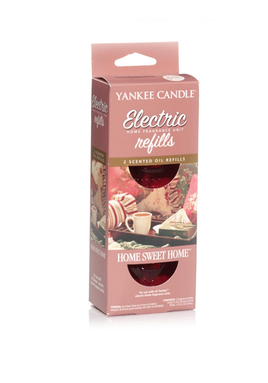 Yankee Candle Electric Fragrance Refills, Home Sweet Home