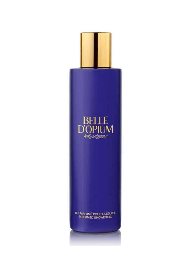 Yves Saint Laurent Belle D'Opium, Perfumed Shower Gel, 200ml