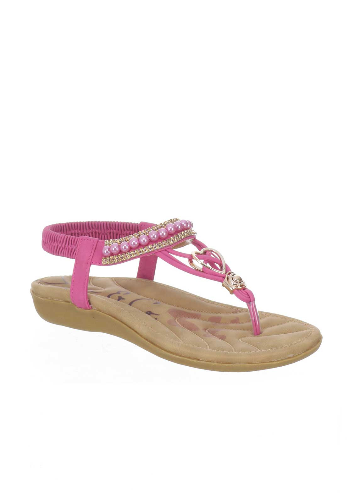 7c61cbad3364b1 Zanni   Co. Fair Lady Embellished Sandals