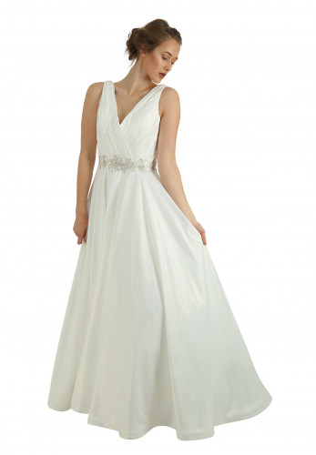 Victoria Kay Ella Collection E26 Wedding Dress, Ivory
