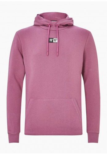 11 Degrees Onyx Pull Over Hoodie, Berry Mist