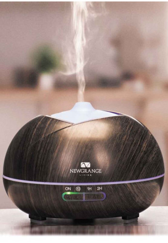Newgrange Living Oil Diffuser, Dark Wood
