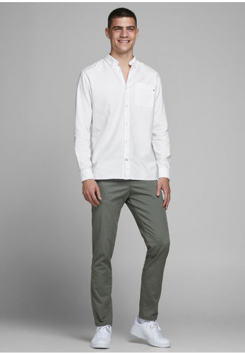 Jack & Jones Classic Soft Oxford Shirt, White