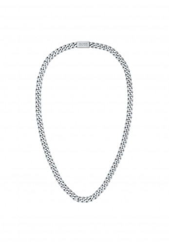 Hugo Boss Chain Necklace, Silver
