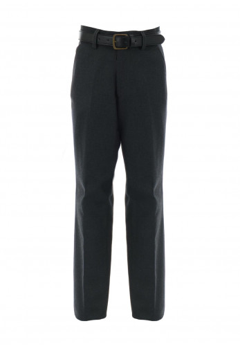 1880 Club Boys Skinny School Trousers, Grey