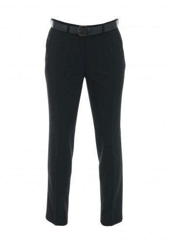 1880 Club Boys Skinny School Trousers Black