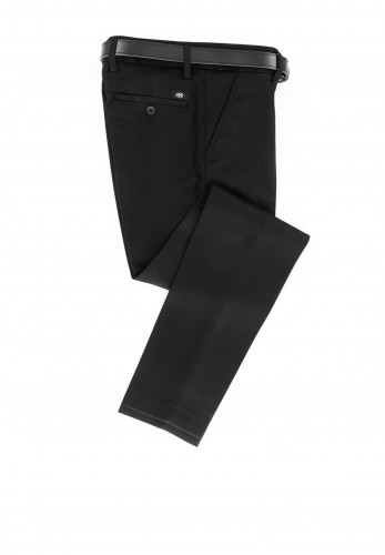 1880 Club Boys Super Skinny School Trousers, Black