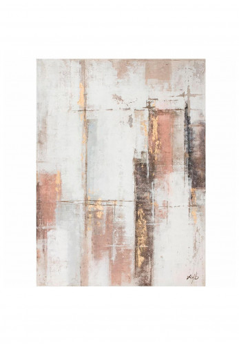 WJ Sampson Hand Painted abstract Canvas