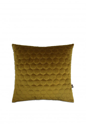 Scatter Box Halo 45x45cm Cushion, Antique Gold