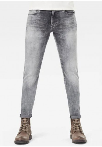G Star Raw Mens Revend Skinny Jeans, Faded Seal Grey