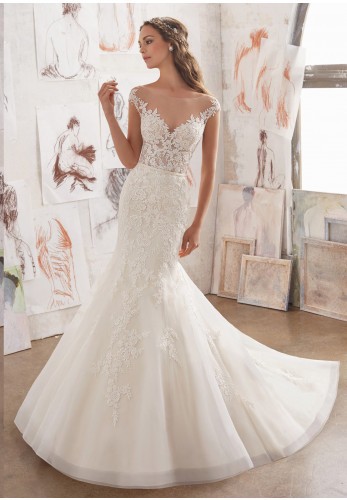 Mori Lee 5509 Wedding Dress