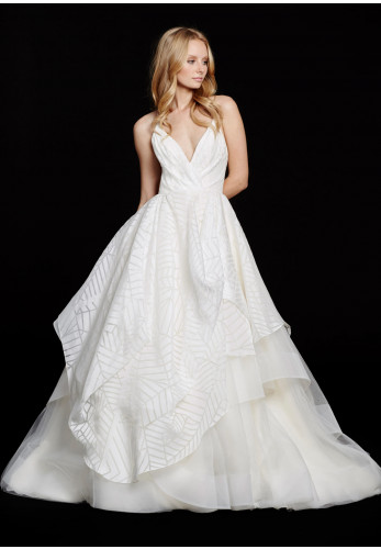 Hayley Paige Behati Wedding Dress (6550)