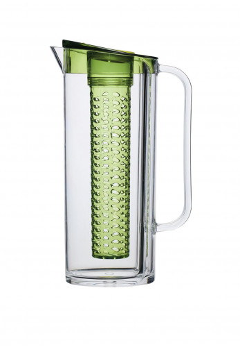 Kitchen Craft Infuser Jug, 1.5L Green