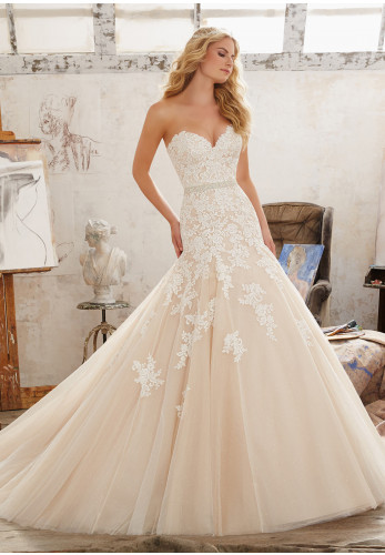 Mori Lee 8101 Wedding Dress