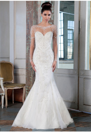 Justin Alexander Signature 9817 Wedding Dress