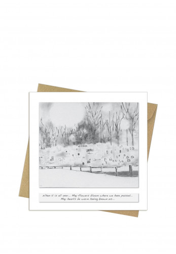 Rita Oates A Legacy Of Kindness Greeting Card