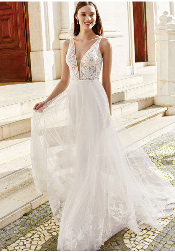 Adore by Justin Alexander 11158 Wedding Dress, Ivory