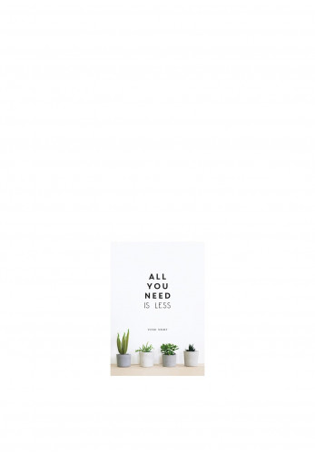 Vicki Vrint Book All You Need Is Less
