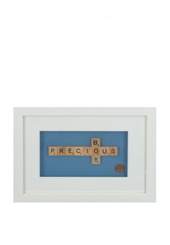 Amilie Designs Precious Boy Wall Plaque