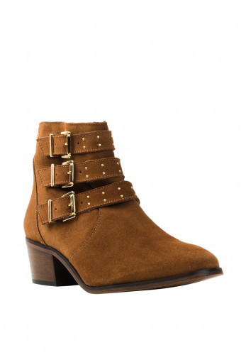 Amy Huberman The Proposal Ankle Boots, Tan