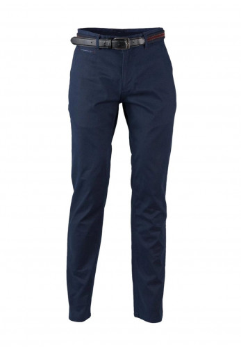 Andre Becker Modern Fit Chino, Navy