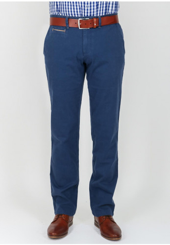 Andre Cobalt Chinos, Navy