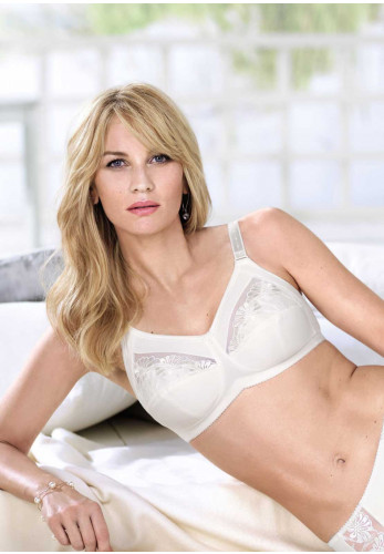 Anita Safina Non-Wired Mastectomy Bra, White