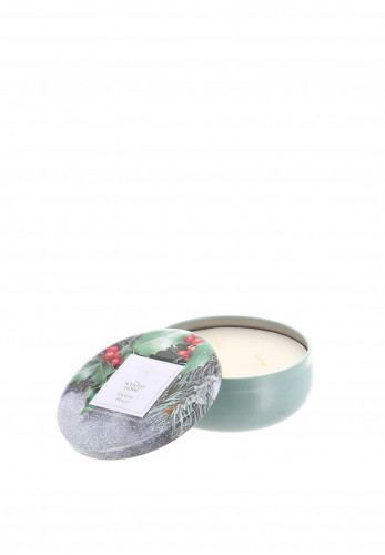 Ashleigh & Burwood Triple Scented Candle, Frosted Holly