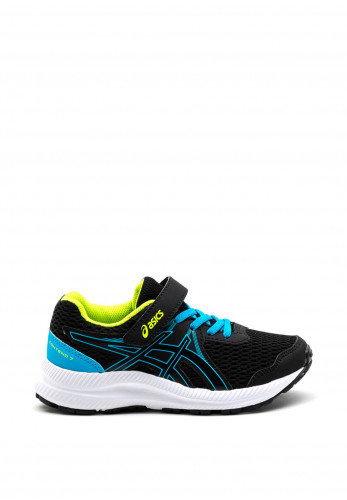 Asics Kids Contend 7 Trainers, Black