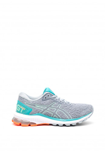 Asics Womens GT-1000 Trainers, Light Grey