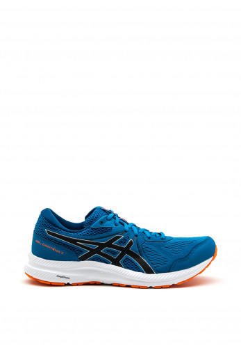 Asics Mens Gel Contend 7 Trainers, Reborn Blue