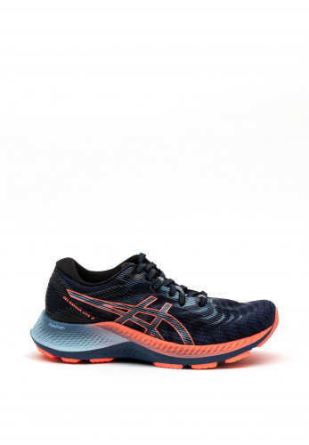Asics Womens Gel Kayano™ Lite 2 Trainers, Navy & Coral