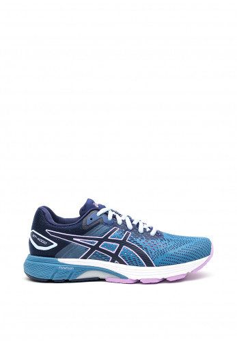 Asics Womens GT-4000 Trainers, Blue & Lilac