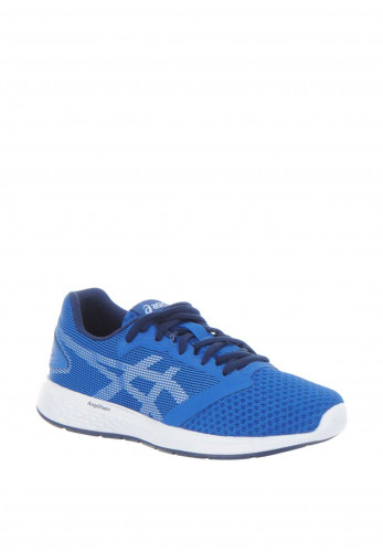 Asics Boys Patriot 10 Trainers, Blue