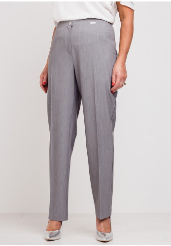 Avalon Slim Leg Trousers, Grey