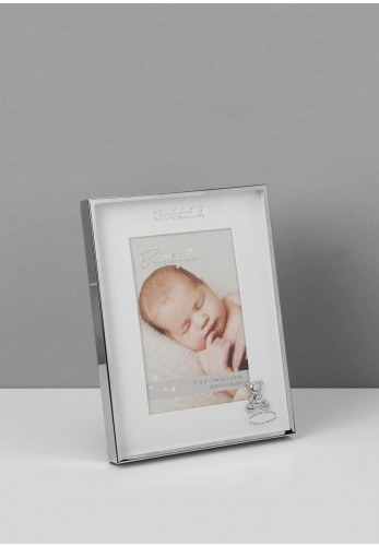 Bambino Godchild Photo Frame, 4 x 6
