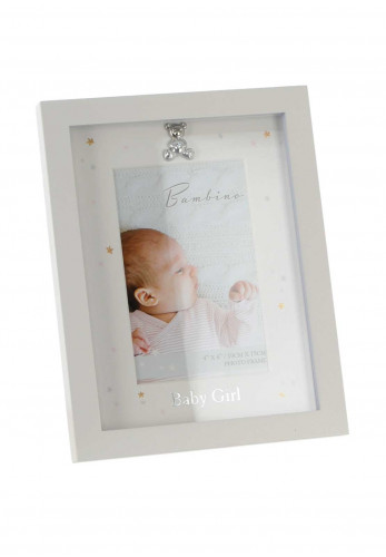 Baby Girl 4 x 6 Photo Frame